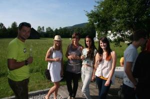 Sommerfest 2014 im Haarwerk Bairhuber Ihrem Friseur in Micheldorf