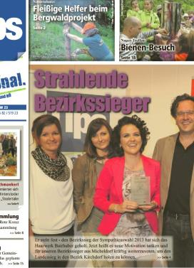 Haarwerk Bairhuber - beliebtester Friseur im Bezirk Kirchdorf