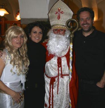 Weihnachtsfeier Friseur Kirchdorf