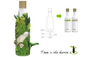 Baum in der Flasche Naturshampoo