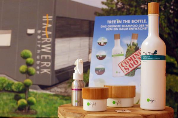 Green Future Naturshampoo bei Haarwerk Bairhuber