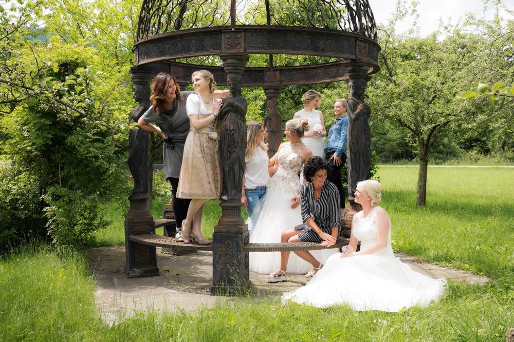 Brautfrisur & Hochzeitsstyling im Haarwerk Bairhuber in Micheldorf