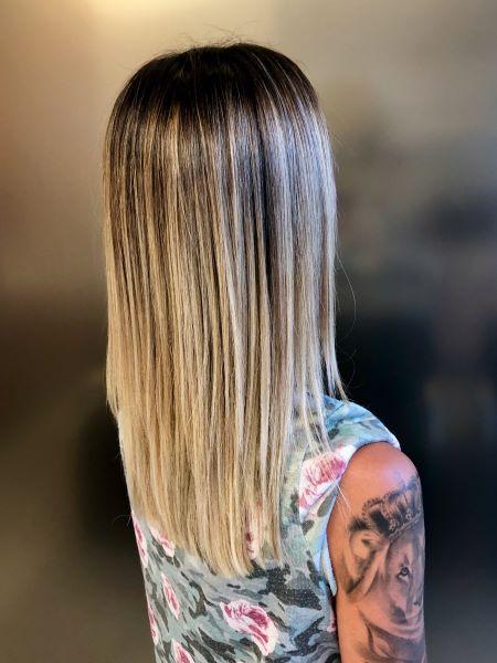 Haare färben & Colorationen
